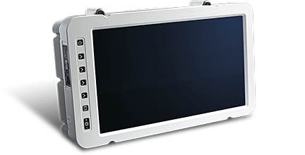 "17"" Display for Armored Vehicle Embedded i7 PC"
